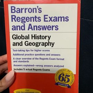 Global history study guide for HIGH SCHOOLERS